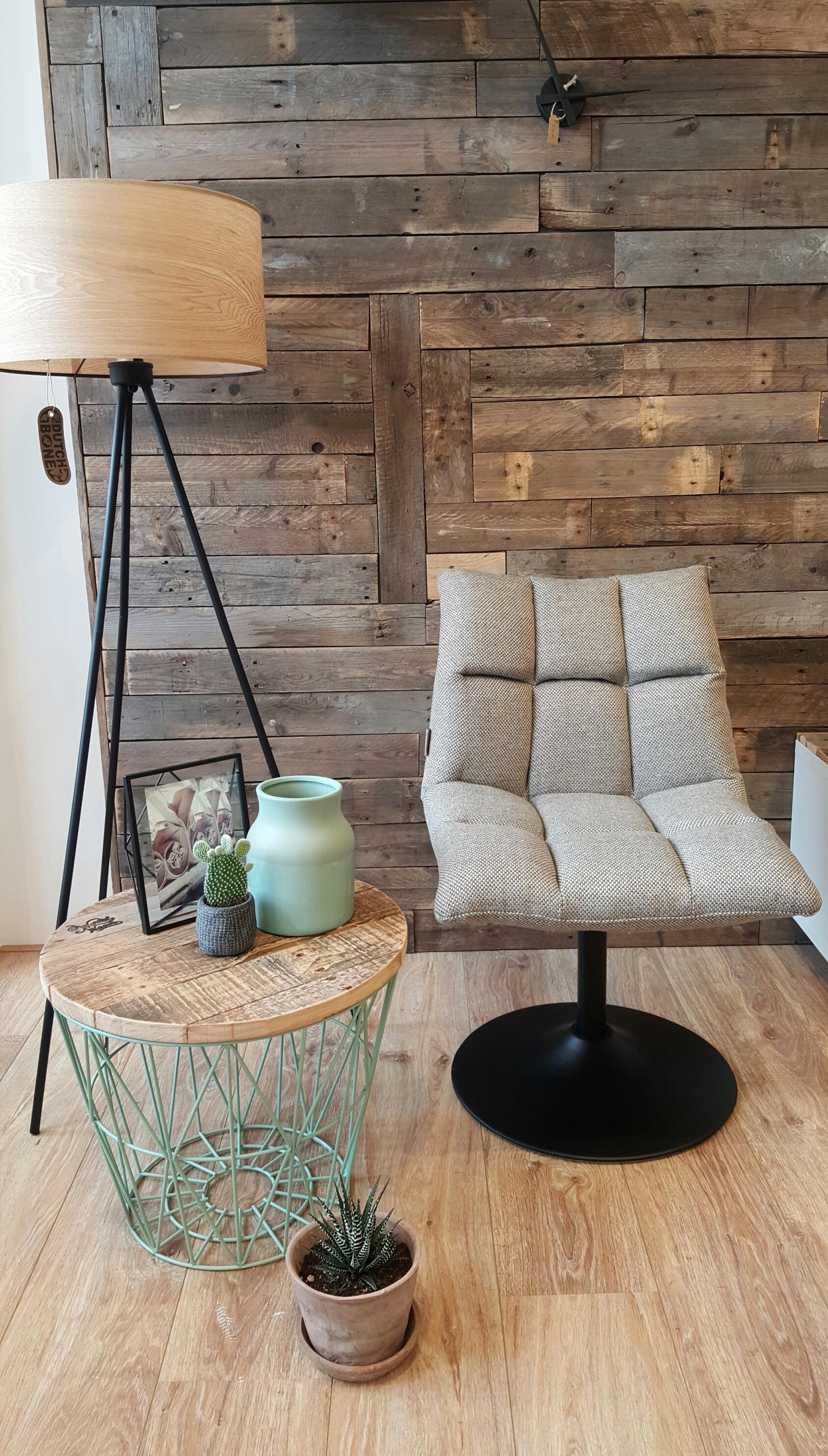 Wonderlijk Eetkamerstoel Mini Bar chair – WortelWoods VN-79