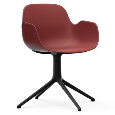 normann-copenhagen-form-armchair-swivel-stoel-met-zwart-onderstel5